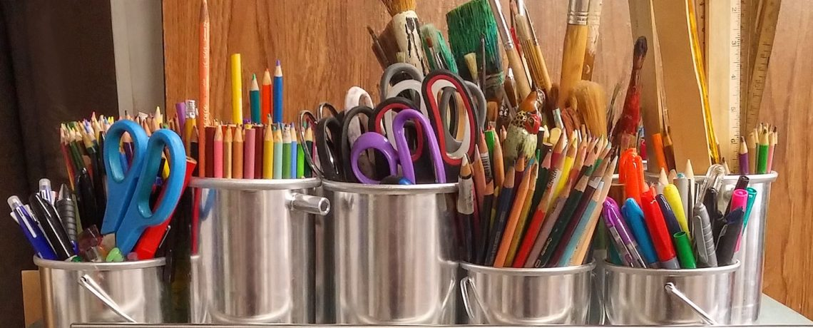 2018 Summer Art Classes Ages 3-10