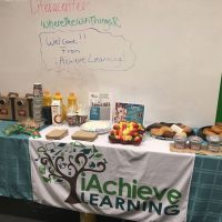 iAchieve-refreshments-table