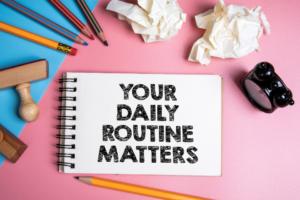 nov 3 – routines